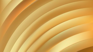 Abstract Gold Shiny Curved Stripes Background Design Template