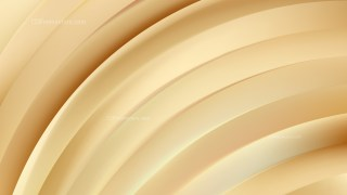 Abstract Gold Curved Stripes