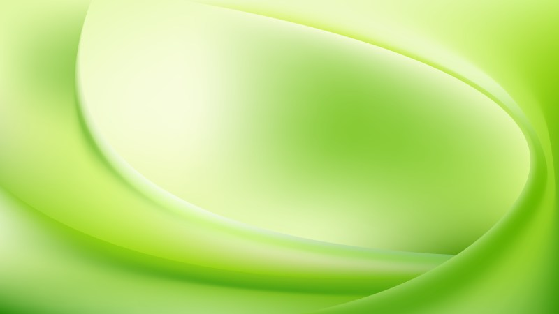 Green and Beige Abstract Wave Background Template Vector Graphic