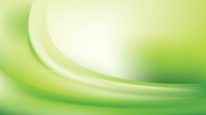 Green and Beige Wave Background Vector Image