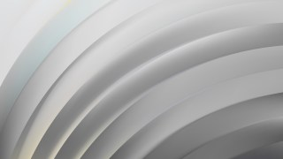 Grey Curved Stripes Vector Image