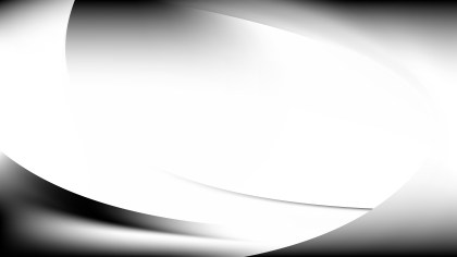 Abstract Grey and White Wavy Background