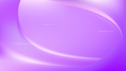 Abstract Lavender Shiny Wave Background