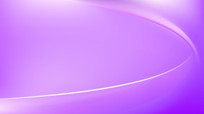 Abstract Lavender Wave Background