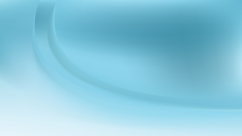Light Blue Wavy Background Design