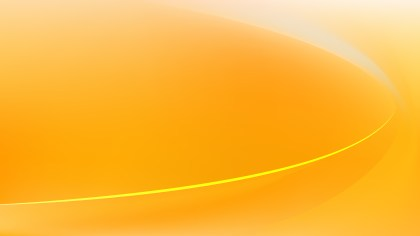 Abstract Orange Curve Background Image