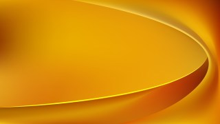 Abstract Orange Wavy Background Design