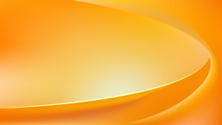 Orange Wavy Background