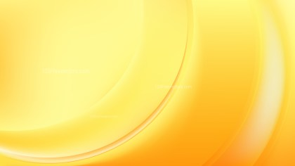 Orange and Yellow Curve Background Vector Art