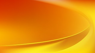 Orange and Yellow Curve Background