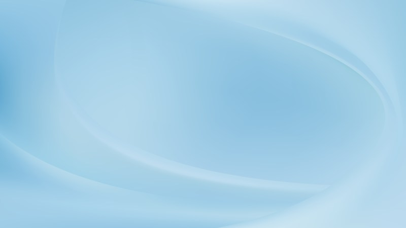 Abstract Pastel Blue Wave Background