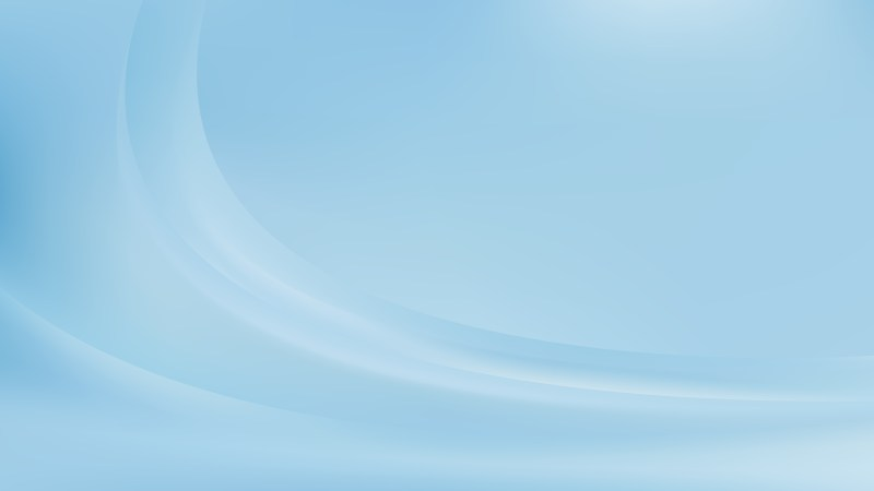 Glowing Abstract Pastel Blue Wave Background Graphic