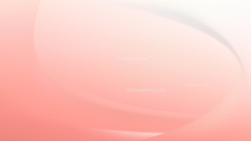 Abstract Pink Wavy Background