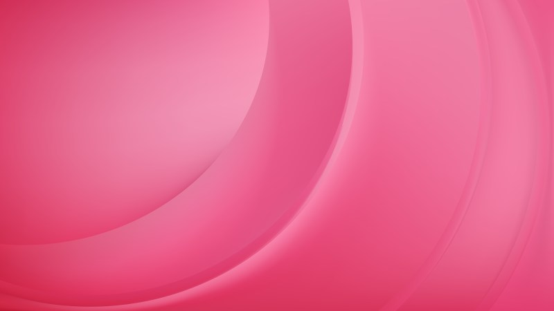 Abstract Pink Curve Background