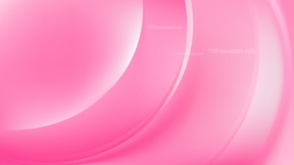 Abstract Pink Wave Background Template