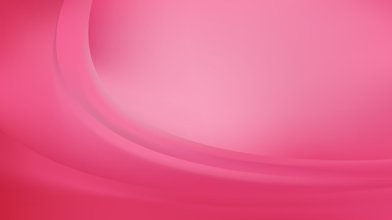 Abstract Glowing Pink Wave Background Graphic