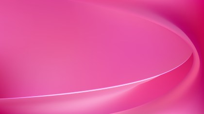 Abstract Pink Wave Background Image
