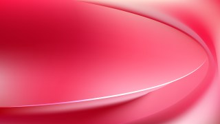 Abstract Glowing Pink Wave Background