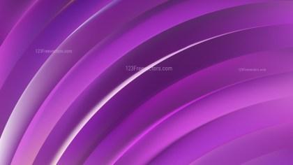 Purple Curved Stripes