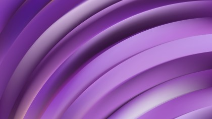 Abstract Purple Shiny Curved Stripes Background