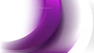 Abstract Purple and White Curve Background Image