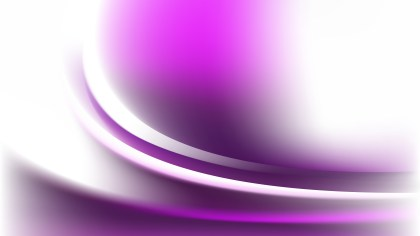 Purple and White Wavy Background