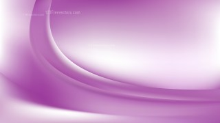 Purple and White Abstract Wavy Background Design
