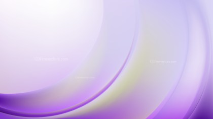 Abstract Glowing Purple Green and White Wave Background Design