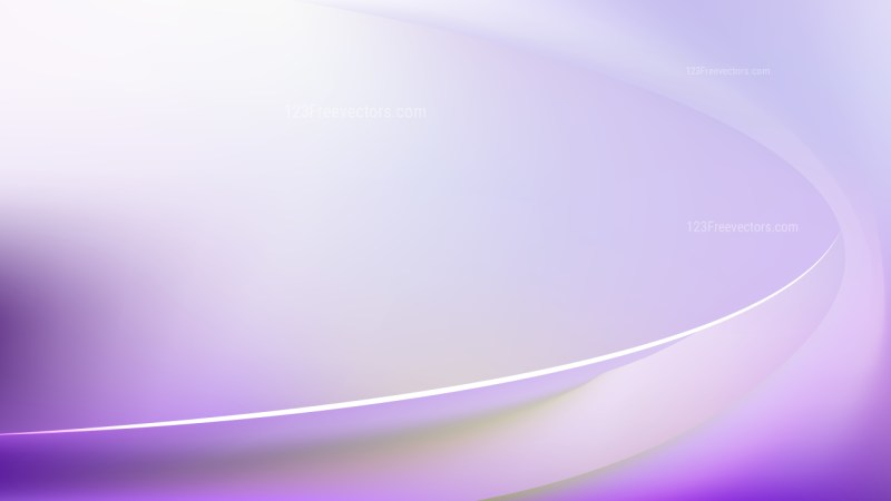 Purple Green and White Wave Background
