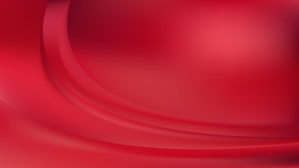 Red Abstract Wavy Background Graphic