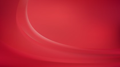 Abstract Red Wavy Background Graphic