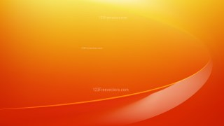 Red and Orange Abstract Wave Background Template