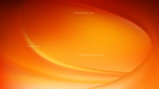 Abstract Red and Orange Wave Background Template Illustrator