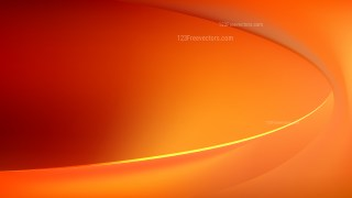 Red and Orange Curve Background