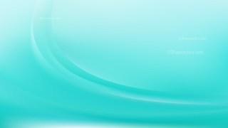 Turquoise Wavy Background