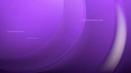 Violet Abstract Wave Background