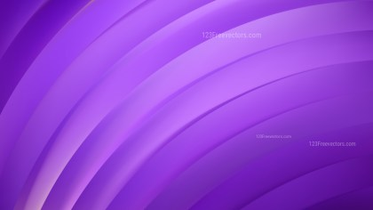 Abstract Violet Shiny Curved Stripes Background Image