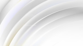 Abstract White Shiny Curved Stripes Background Image