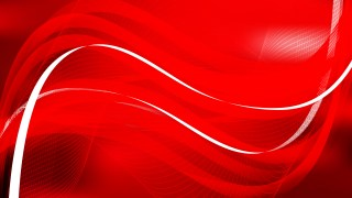 Abstract Dark Red Wavy Lines Background
