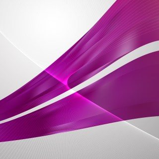 Purple Flowing Lines Background