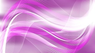 Purple and White Curved Lines Background