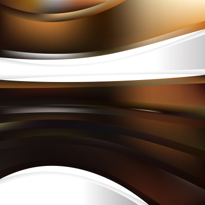 Black and Brown Background Template