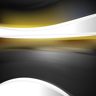 Black and Gold Background Template