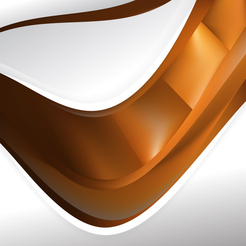 Abstract Brown Background Template