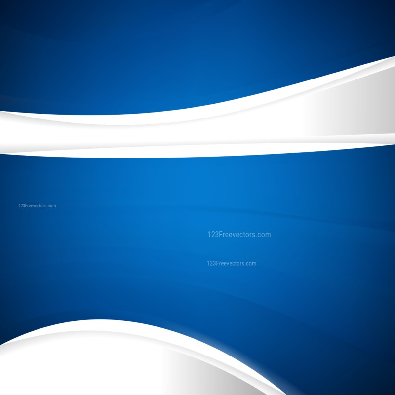 Dark Blue Background Template Graphic