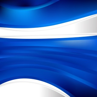 Abstract Dark Blue Background Design Template