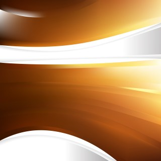 Abstract Dark Orange Background Design Template