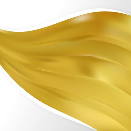 Gold Background Template Graphic