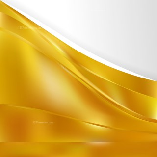 Abstract Gold Background Template Graphic