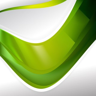 Abstract Green Background Template